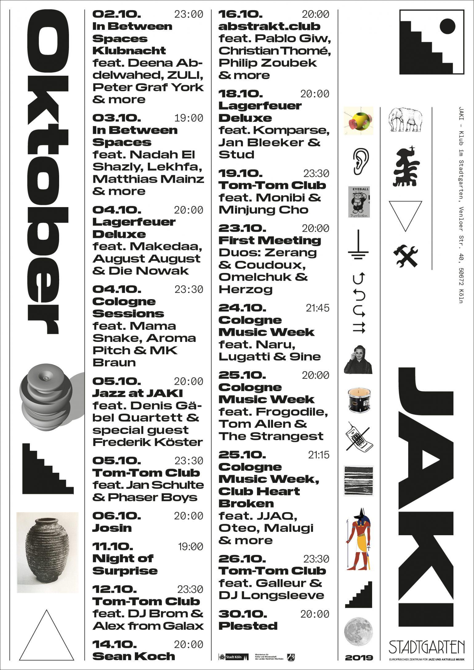 A1_Poster_Jaki_Oktober_Programm_Christian Schaefer